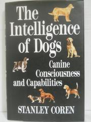 Cover art for THE INTELLIGENCE OF DOGS