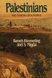 PALESTINIANS by Baruch Kimmerling