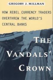 THE VANDALS' CROWN by Gregory J. Millman