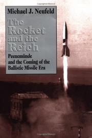 Cover art for THE ROCKET AND THE REICH