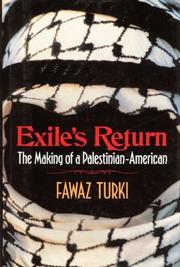 EXILE'S RETURN by Fawaz Turki