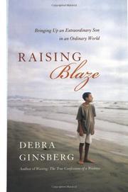 RAISING BLAZE by Debra Ginsberg