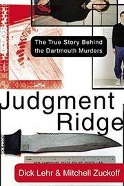 JUDGMENT RIDGE by Dick Lehr