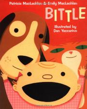 BITTLE by Patricia MacLachlan