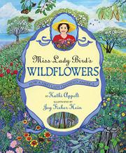 Book Cover for MISS LADY BIRD'S WILDFLOWERS