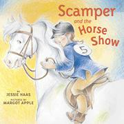 Cover art for SCAMPER AND THE HORSE SHOW