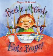 BEETLE MCGRADY EATS BUGS! by Megan McDonald