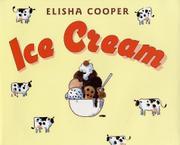 ICE CREAM by Elisha Cooper