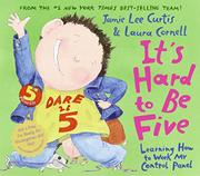 Book Cover for IT'S HARD TO BE FIVE