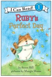 Cover art for RUBY'S PERFECT DAY