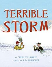 TERRIBLE STORM by Carol Otis Hurst