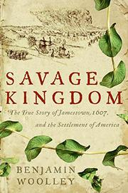 Cover art for SAVAGE KINGDOM