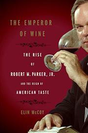 THE EMPEROR OF WINE by Elin McCoy