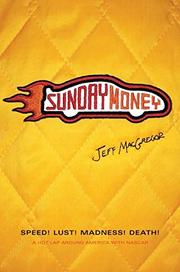 SUNDAY MONEY by Jeff MacGregor