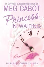 Book Cover for PRINCESS IN WAITING