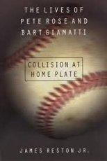COLLISION AT HOME PLATE by Jr. Reston
