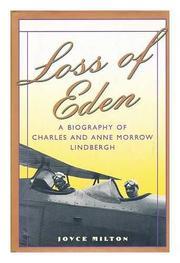 LOSS OF EDEN by Joyce Milton