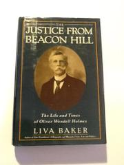 THE JUSTICE FROM BEACON HILL by Liva Baker