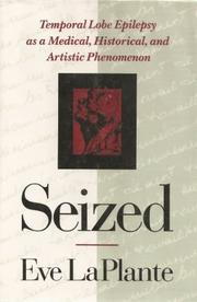 SEIZED by Eve LaPlante