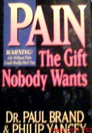 PAIN by Paul Brand