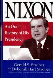 NIXON by Gerald S. Strober
