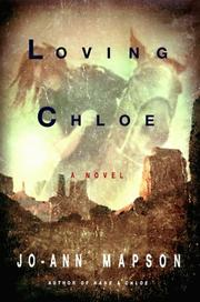 LOVING CHLOE by Jo-Ann Mapson