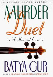 MURDER DUET by Batya Gur