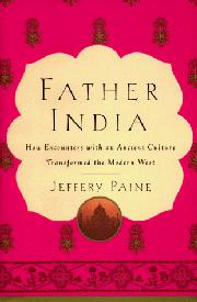 Cover art for FATHER INDIA