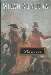 Book Cover for SLOWNESS