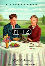 MITZ by Sigrid Nunez