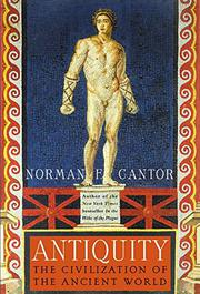 Cover art for ANTIQUITY