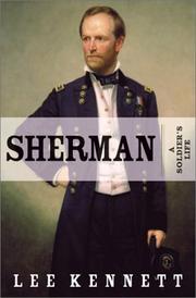 SHERMAN by Lee Kennett