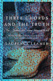 Cover art for THREE CHORDS AND THE TRUTH