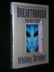 BREAKTHROUGH by Whitley Strieber