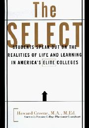 THE SELECT by Howard R. Greene
