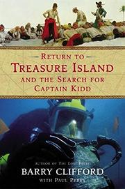 Cover art for THE RETURN TO TREASURE ISLAND AND THE SEARCH FOR CAPTAIN KIDD