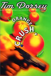 Cover art for ORANGE CRUSH