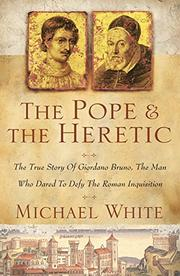 Cover art for THE POPE AND THE HERETIC