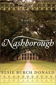 NASHBOROUGH by Elsie Burch Donald