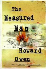 THE MEASURED MAN by Howard Owen