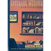 LITERARY MURDER by Batya Gur
