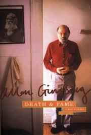 Book Cover for DEATH AND FAME