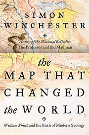 Cover art for THE MAP THAT CHANGED THE WORLD
