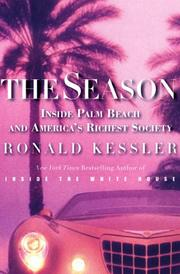 THE SEASON by Ronald Kessler