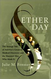 ETHER DAY by Julie Fenster