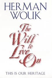 Cover art for THE WILL TO LIVE ON