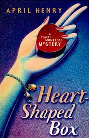 HEART-SHAPED BOX by April Henry
