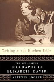Cover art for WRITING AT THE KITCHEN TABLE