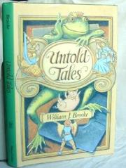 UNTOLD TALES by William J. Brooke