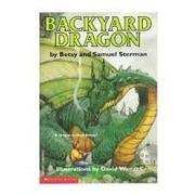 BACKYARD DRAGON by Betsy Sterman